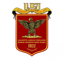 Georgian Technical University logo site